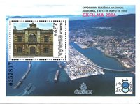 Spanien - Exfilna '06 - Postfrisk miniark