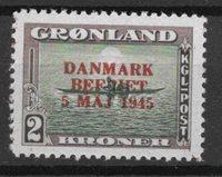 Grönlanti - AFA 24 - Kättämämälät Liimakkeella