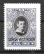 Danish West Indies - Christmas - Mint