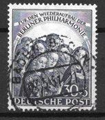 Berlin 1950 - AFA 73 - Cancelled