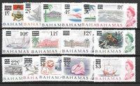 British Colonies 1966 - SG 273-87 - Unused