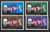 British Colonies 1966 - MICHEL 16-19 - Mint