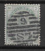 Englanti 1873 - AFA 46 - Leimattu