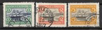 Danish West Indies 1905 - AFA 30 - 32 - Cancelled