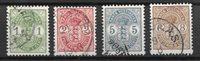Danish West Indies 1900 - AFA 16 - - Cancelled