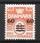 Färsaaret 1940 - AFA 6 - Postiture