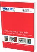MICHEL - Middelhavslandene 2021/2022 - Frimærkekatalog