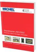 MICHEL - Skandinavien 2021/2022 - Frimærkekatalog