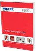 MICHEL - Tyskland 2021/2022 - Frimærkekatalog