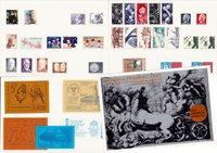 Sverige - Årsmappe 1972 - Postfrisk