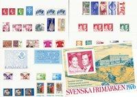 Ruotsi - Vuosilajitelma 1976 - Postituoreena