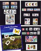 Sweden - Year pack 1993 - Mint