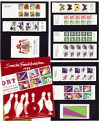 Sweden - Year pack of booklets 1993 - Mint