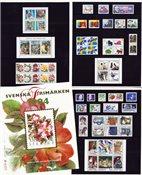 Sverige - Årsmappe 1994 - Postfrisk