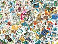 OL - Vinter og sommer - 500 forskellige frimærker