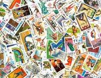 OL - 200 forskellige frimærker