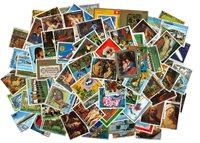 Paraguay  - 1000 forskellige frimærker i komplette  sæt - Stemplet