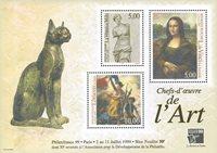 Frankrig - YT 23 - Postfrisk miniark