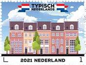 Holland - Terrassehuse - Postfrisk frimærke