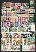 Monaco - Collectie op 1 insteek kaart - Postfris/ongebruikt