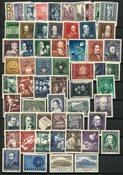 Oostenrijk - Collectie op 1 insteek kaart - Postfris