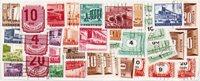 Ungarn - 50 forskellige frimærker