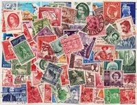 Australien - 85 forskellige frimærker