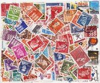 Danmark - 200 forskellige frimærker