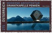 Østrig - Granatkapelle Penken - Postfrisk frimærke