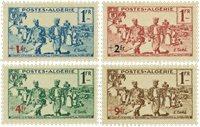Algeriet - YT 159/62