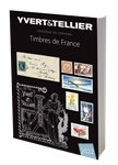 Yvert & Tellier - Frankrig 2022 - Frimærkekatalog