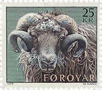 Færøerne - AFA 36 - Postfrisk