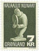 Grønland 1979 - AFA 117 - Postfrisk