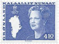 Grønland 1988 - AFA 180 - Postfrisk