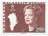 Grønland 1985 - AFA 155 - Postfrisk