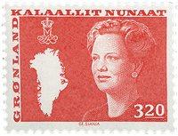 Grønland 1989 - AFA 189 - Postfrisk
