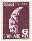 Grønland 1978 - AFA 111 - Postfrisk