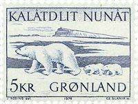 Grønland 1976 - AFA 96 - Postfrisk