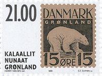 Grønland 2001 - AFA 381 - Postfrisk