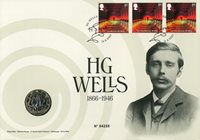 Great Britain - Science Fiction - PNC / Coin Cover
