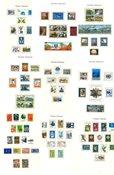 FN New York 1976-2003 - Samling i 1 fortryksalbum - Postfrisk