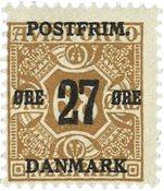 Danmark - AFA 94 - Postfrisk