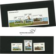 Danmark 2015 - Nationalpark Vadehavet - AFA souvenirmappe 116