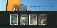 Danmark 2009 - Zoologisk have - AFA souvenirmappe 84
