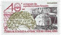 TAAF 1988 - YT PA102 - Luftpost - Postfrisk