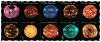 Etats-Unis - Science du Soleil - Série neuve