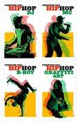USA - Hip Hop - Postfrisk sæt