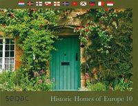 Sepac 2019: Historic Homes of Europe - Centralt dagstemplet - Souvenirmappe