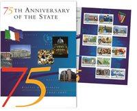 Irland - 75 år Republik - Souvenirmappe
