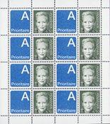 Danmark 2002 - AFA SA11 - Postfrisk ark